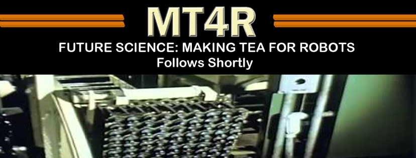 Making Tea for Robots