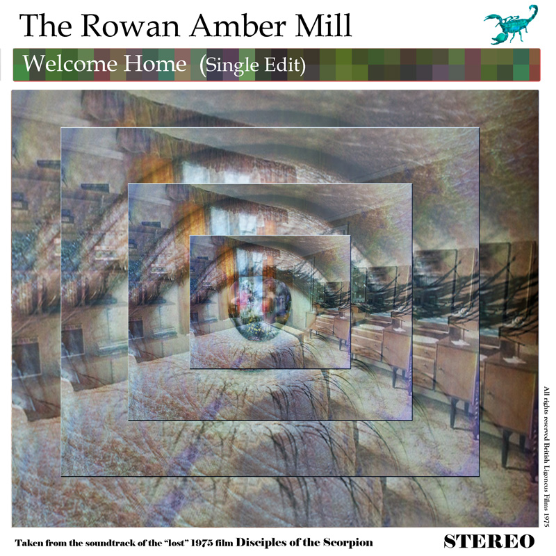 Welcome Home - The Rowan Amber Mill