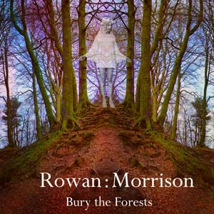 Bury the Forests by Rowan : Morrison