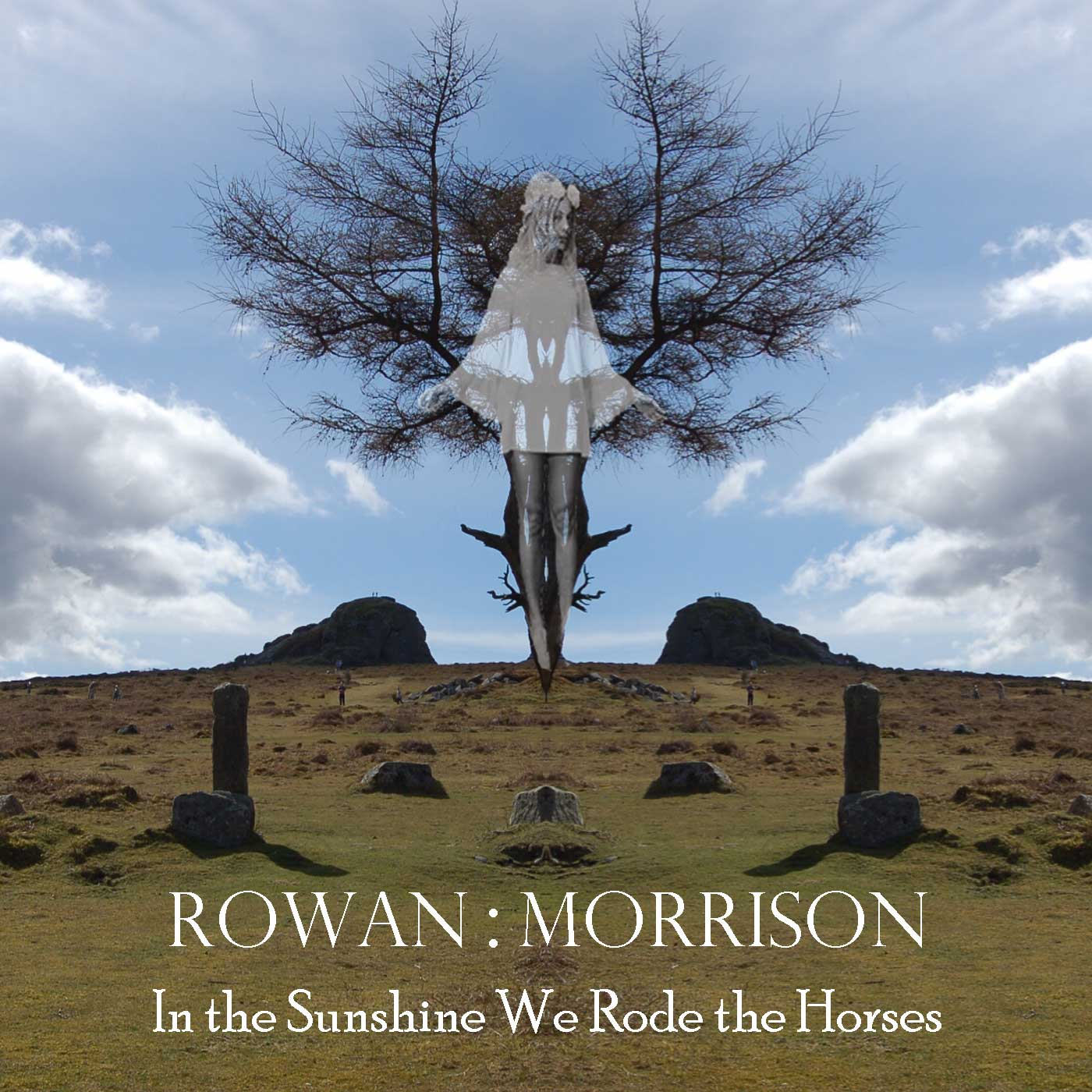 In the Sunshine We Rode the Horses by Rowan : Morrison