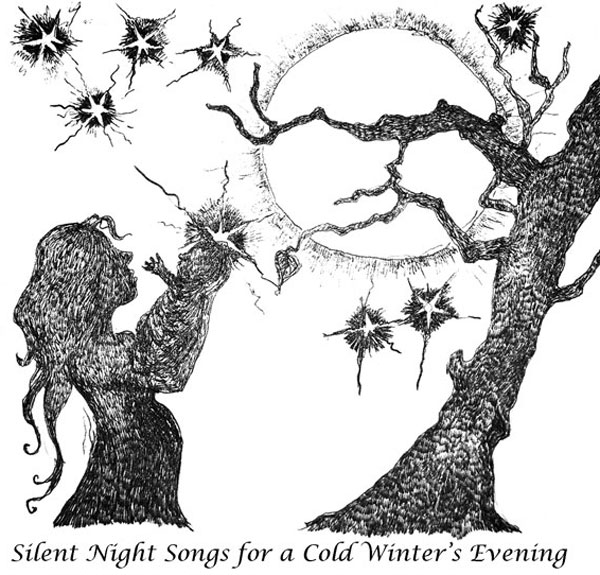 Silent Night Songs for a Cold Winter's Evening by Angeline Morrison and The Rowan Amber Mill